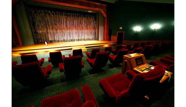 Домашние кинотеатры знаменитостей