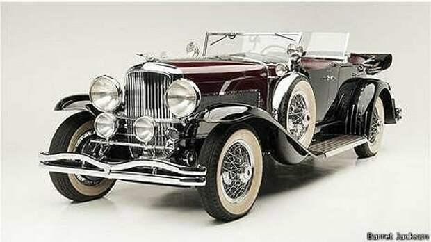 Самые красивые автомобили всех времен и народов.