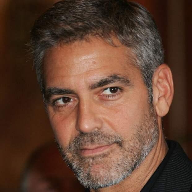 Джордж Клуни с марта ведет затворнический образ жизни