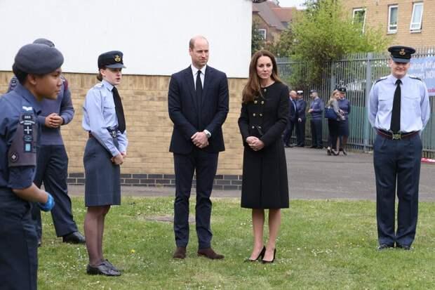 Кейт Миддлтон и принц Уильям посетили учебный корпус королевских ВВС: как это связано с принцем Филиппом