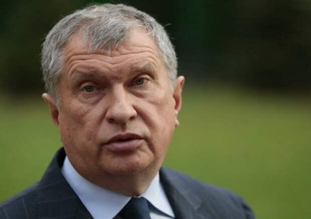 Игорь Сечин предупреждает о дефиците бензина в России к 2017 году