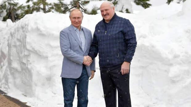Кремль подтвердил предстоящую встречу Путина и Лукашенко