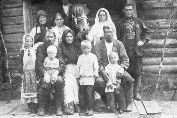 Русские крестьяне вспоминают о жизни при Сталине