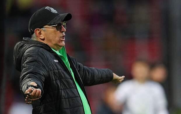 Нобоа о том, как злился на Бердыева: «Никогда не скажет, что ты молодец, даже если забьешь 3 гола и будешь лучшим»