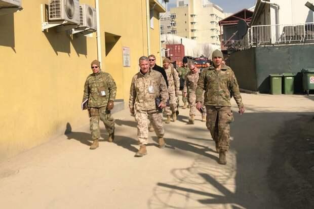 США объявили о сокращении военного контингента в Ираке и Афганистане