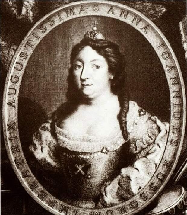 Российская императрица Анна Иоанновна.   Фото: otdelka-tam.ru.