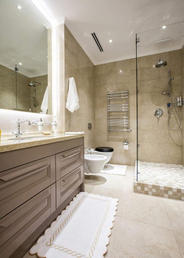 Классический Ванная комната by Dinastia Designs (Russia, Italy, Montenegro)