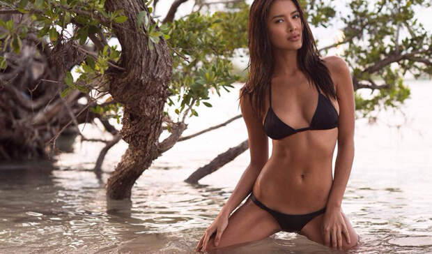 Кассандра Даун: утро прекрасной модели