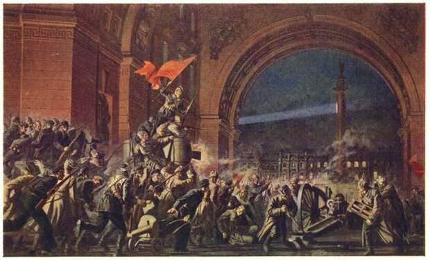 О мифах русской революции и примирении красных и белых с исторической Россией