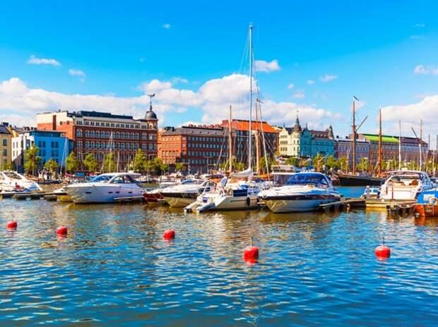 Самые красивые города на воде