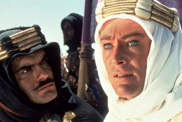 Кадр из фильма *Лоуренс Аравийский*, 1962 | Фото: 2queens.ru