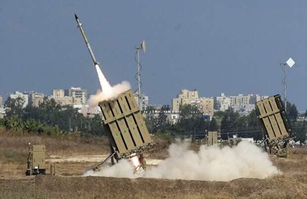 «Железный купол» ПВО Израиля не смог перехватить ракету сирийского С-200