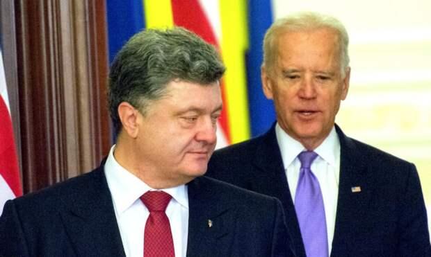Байден санкционирует распад Украины