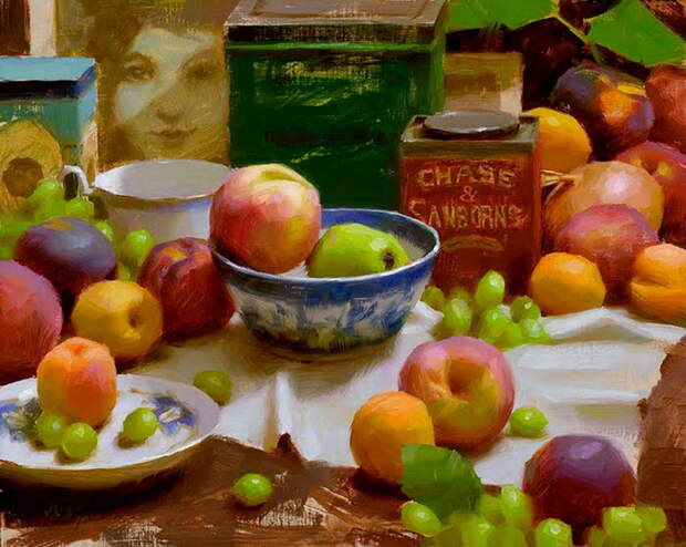 Tea-tins and Peaches 2011 (700x558, 146Kb)