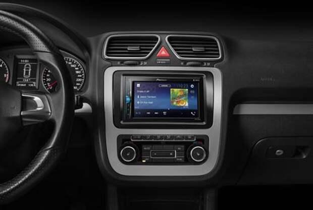Мультимедийные системы Pioneer: новые возможности для водителей
