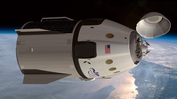 НАСА собирается запустить пилотируемый корабль к МКС, но позже