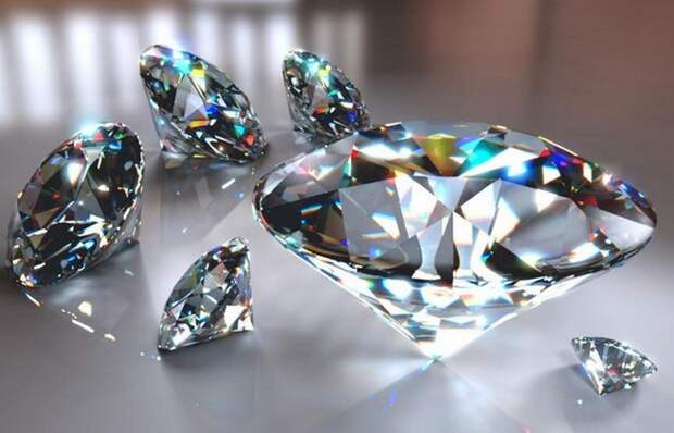 20 удивительно-невероятных фактов о «лучших друзьях девушек» – бриллиантах