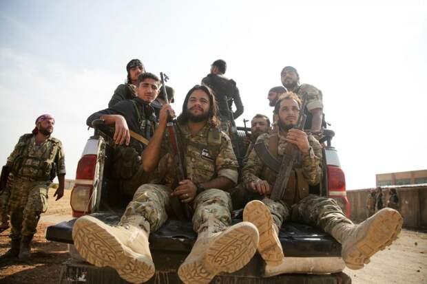 Сирийские наёмники требуют у Турции обещанной зарплаты за участие в боях в Ливии