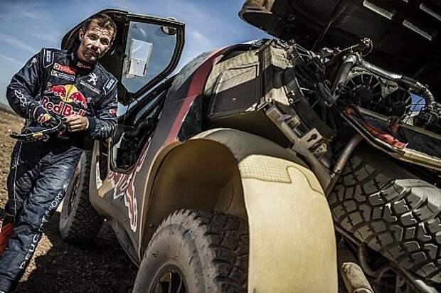 Для Себастьена Лоэба дебют в составе Peugeot выдался безрадостным.