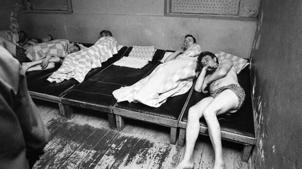 Вытрезвители для советской пьяни.