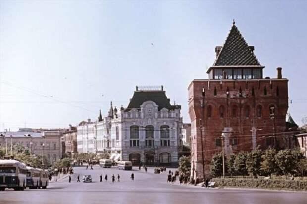 Нижний Новгород на старых фото (21 фото)