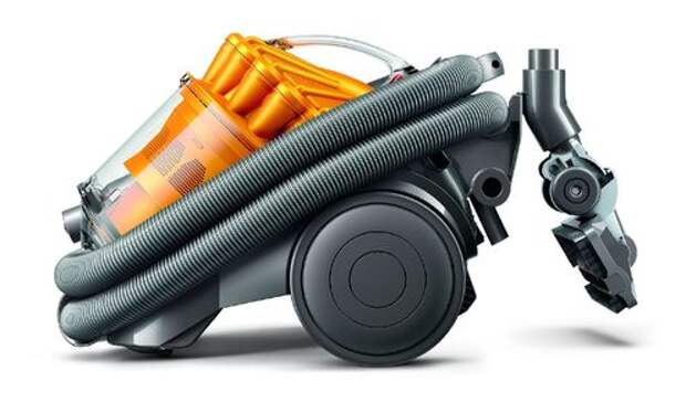 Dyson: сегодня пылесосы, завтра электромобили?