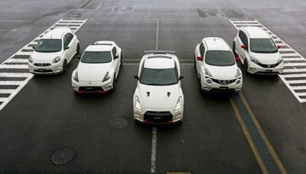 Дорожные автомобили Nismo: тест на трассе Fuji Speedway