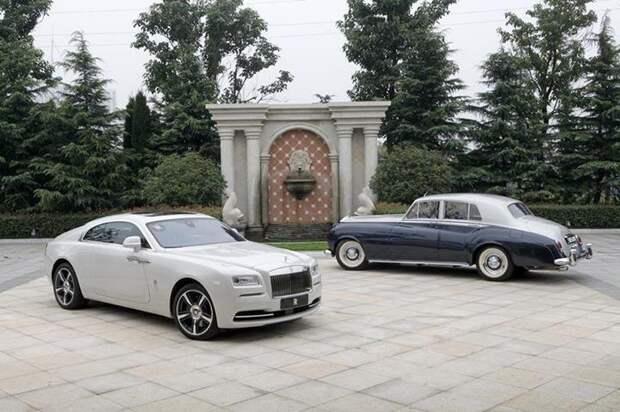5. Rolls-Royce авто, история