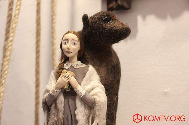 Куклы Марии Переваловой 5