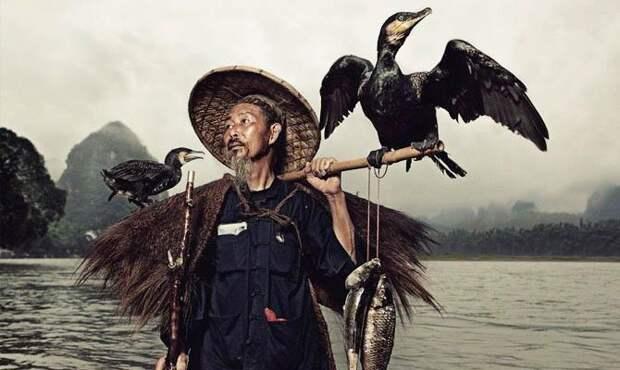 Ловля рыбы - Боклан