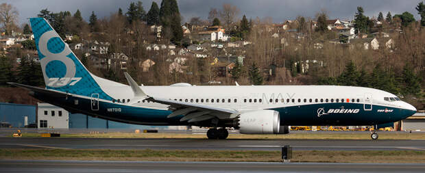 Boeing пытается выбраться из сложной ситуации