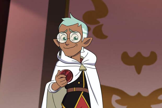 Студия Disney решила ввести первого небинарного персонажа в детский мультсериал