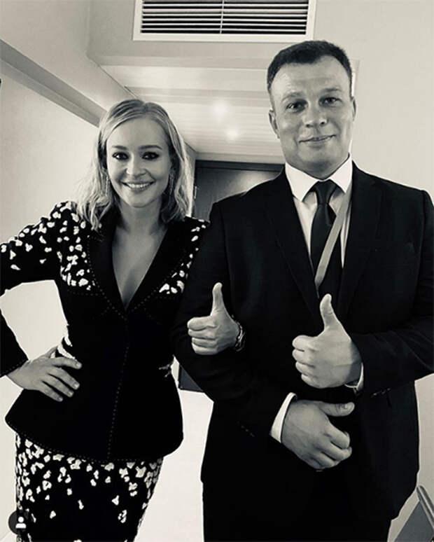 Юлия Пересильд прокомментировала сообщения о том, что ее сопровождает охрана Романа Абрамовича