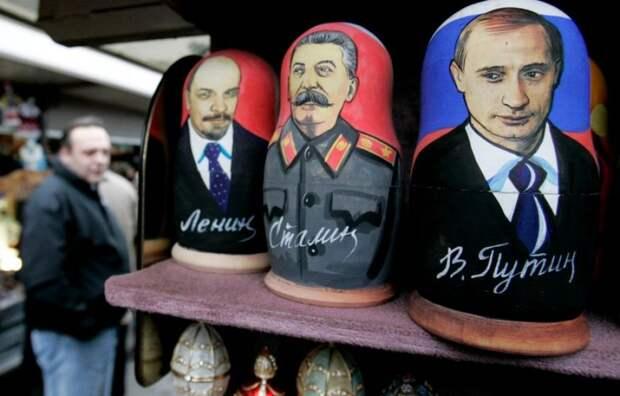 Сталин, а не Путин: россияне назвали самую выдающуюся личность в истории
