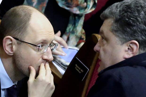 Яценюк: Через 10 лет Порошенко возглавит Евросоюз