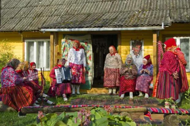 Эстонское Иваново: остров Кихну, где живут одни женщины