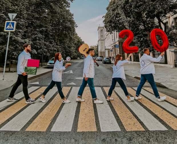Студенты университета транспорта на Образцова заняли второе место на Слёте молодых специалистов