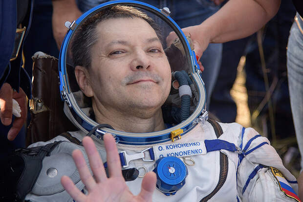 Космонавт Кононенко объяснил, почему россияне все реже стремятся в космос