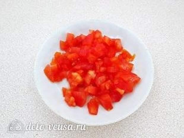Паста с тунцом и оливками: фото к шагу 2