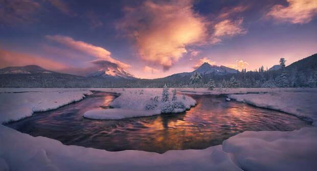 Великолепие природы на снимках Марка Адамуса
