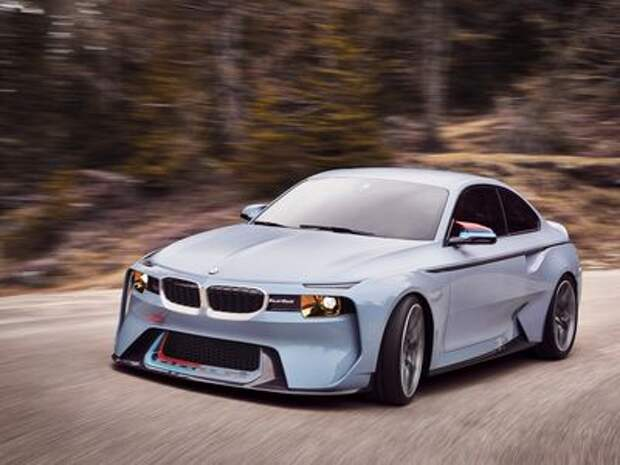 Иллюзия легенды: BMW поупражнялась на тему 2002 turbo