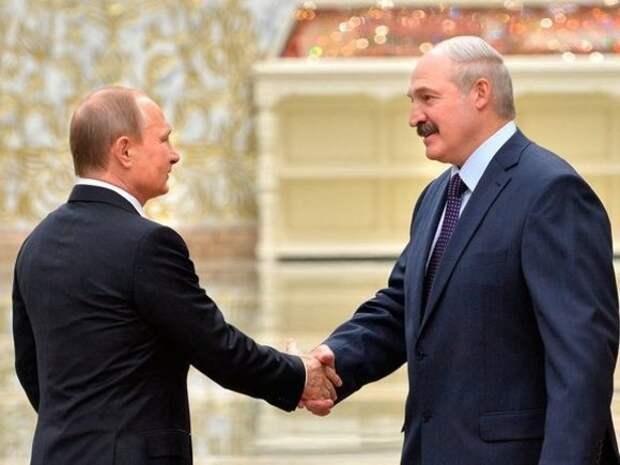 Поглощение Белоруссии: и хочется, и колется