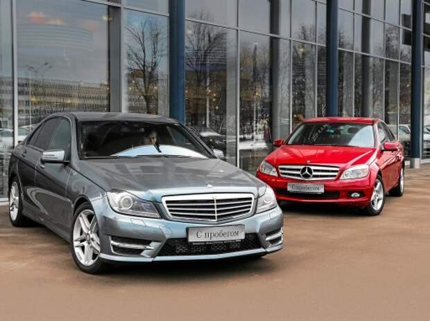 Mercedes-Benz С-класса (кузов W204): джентльменский набор