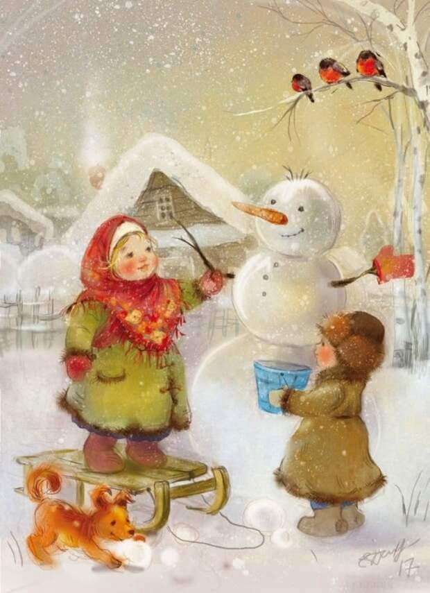художник Екатерина Бабок иллюстрации – 54