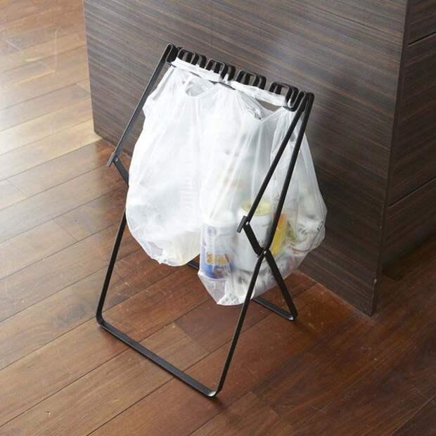 Раскладываем мусор по полочкам