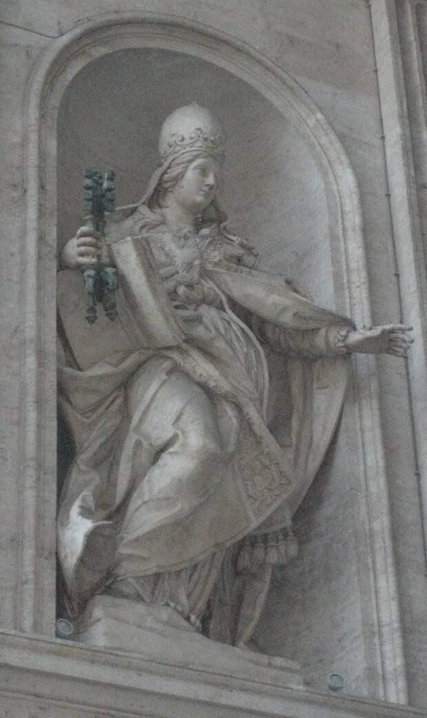 Папесса Иоанна. Самая большая тайна Ватикана