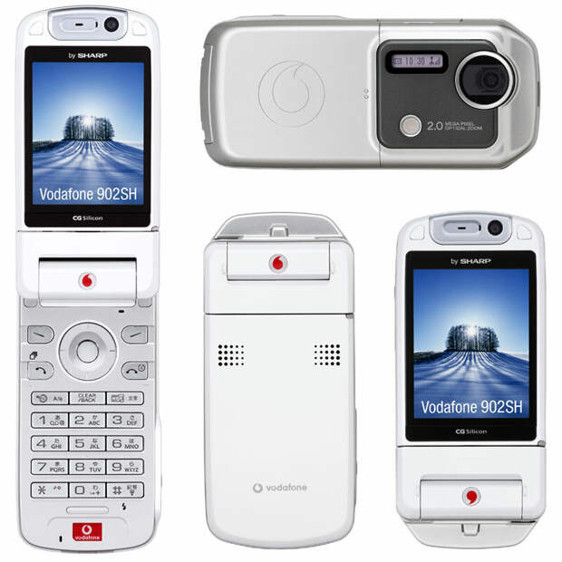 Взрыв из прошлого: телефоны, которые произвели революцию в мобильных камерах
