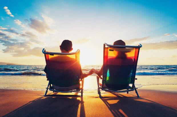 Как провести отпуск вместе и не убить друг друга