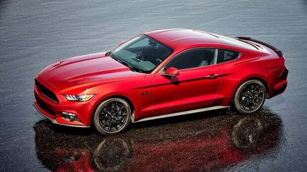 Мускулы задаром: американский дилер продает супер-Mustang за смешные деньги