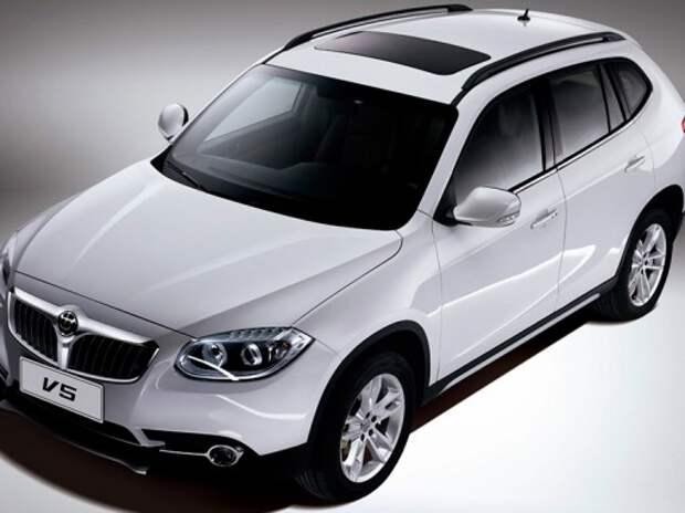 Brilliance Motor может перенести выпуск автомобилей в Сызрань и Черкесска